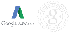 Google Partners Adwords certification logo
